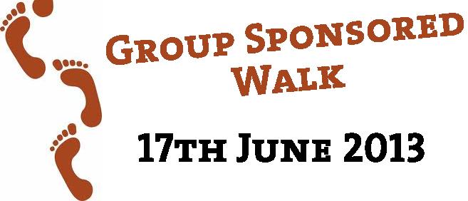 GroupSponnsoredwalk2013
